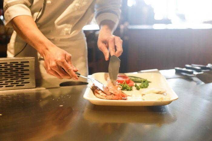Diners in restaurant van klant aftrekbaar?