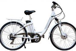 Elektrische fiets voor COPD-patiënt