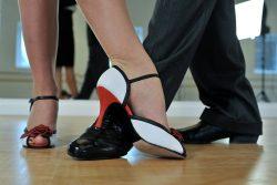 Bovenwoning dansschool van de balans?